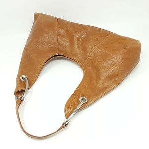 Banana Republic Brown Leather Hobo